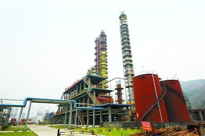 珠海宝塔石化公司项目