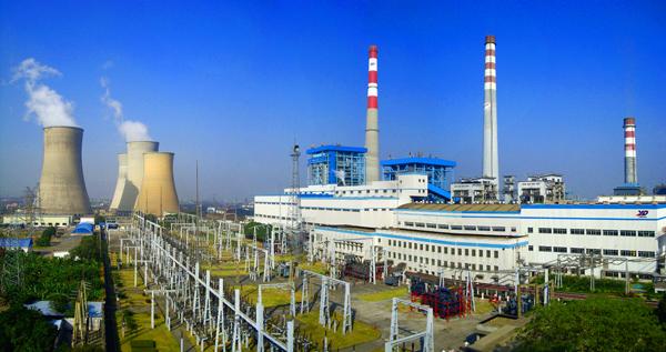 茂名热电厂项目