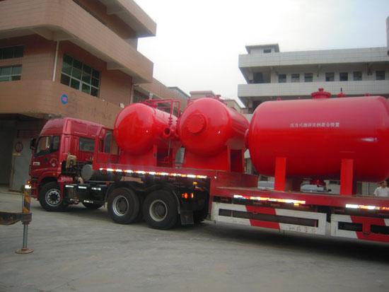 上海东方泡沫系统